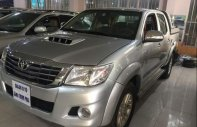 Cần bán gấp Toyota Hilux đời 2012, màu bạc, 490 triệu giá 490 triệu tại BR-Vũng Tàu