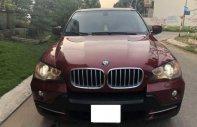 Bán xe BMW X5 3.0 SI sản xuất năm 2007, màu đỏ, xe nhập, giá chỉ 620 triệu giá 620 triệu tại Tp.HCM