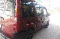 Cần bán Fiat Doblo sản xuất năm 2003, màu đỏ, nhập khẩu nguyên chiếc giá cạnh tranh giá 59 triệu tại Cần Thơ