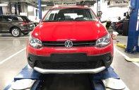 Bán Volkswagen Cross Polo 1.6AT 6 cấp số-xe nhập khẩu chính hãng giá 720 triệu tại Tp.HCM