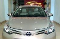 Bán ô tô Toyota Vios 1.5G (CVT) đời 2017, màu vàng giá 545 triệu tại Thanh Hóa