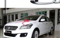 xe SUZUKI CIAZ sản xuất 2018, màu trắng, nhập khẩu chính hãng, tại lạng sơn giá 499 triệu tại Lạng Sơn