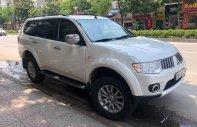 Cần bán xe Mitsubishi Pajero Sport D 4x2 AT đời 2011, màu trắng, đi máy bốc tiết kiệm nhiên liệu bền bỉ giá 570 triệu tại Hà Nội
