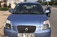 Cần bán Kia Morning năm sản xuất 2007, màu xanh lam, xe nhập  giá 130 triệu tại Hà Nội