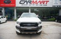 Bán Ford Ranger Wildtrak 3.2 2015, màu trắng giá 739 triệu tại Hà Nội