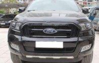 Bán gấp Ford Ranger sản xuất 2016, màu đen, chính chủ giá 770 triệu tại Hà Nội