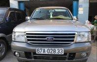 Bán Ford Everest đời 2005, màu bạc giá tốt giá 260 triệu tại An Giang