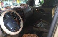 Bán xe Ford Escape đời 2003, màu vàng, chính chủ giá 200 triệu tại Quảng Bình
