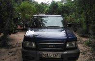 Cần bán lại xe Isuzu Trooper đời 2001 giá 130 triệu tại Tp.HCM