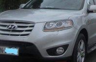 Cần bán lại xe Hyundai Santa Fe đời 2010, màu bạc, giá 780tr giá 780 triệu tại An Giang