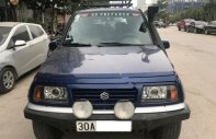Bán xe Suzuki Vitara JLX 1.6 sản xuất 2005, màu xanh lam, số sàn, giá 215tr giá 215 triệu tại Hà Nội