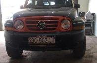 Bán Ssangyong Korando 2002, màu đen, nhập khẩu nguyên chiếc giá cạnh tranh giá 155 triệu tại Hải Dương
