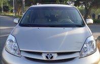 Cần bán lại xe Toyota Sienna LE năm sản xuất 2007, màu vàng, xe nhập còn mới giá 666 triệu tại Tp.HCM