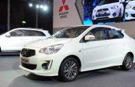 Bán xe Mitsubishi Attrage đời 2018, màu trắng, xe đẹp giá 375 triệu tại Đà Nẵng