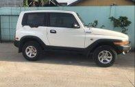 Cần bán lại xe Ssangyong Korando đời 2004, màu trắng, nhập khẩu nguyên chiếc, giá tốt giá 199 triệu tại Lâm Đồng