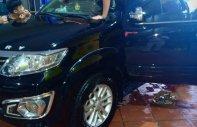 Xe Toyota Fortuner 2.7V 4x4 AT đời 2012, màu đen giá 750 triệu tại Thanh Hóa