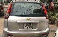 Cần bán gấp Chevrolet Vivant sản xuất 2008, màu bạc số sàn giá 173 triệu tại Hà Nội