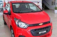 Bán Chevrolet Spark 2018, màu đỏ, điều hoà mát lạnh giá 259 triệu tại Lâm Đồng
