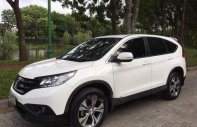 Bán ô tô Honda CR V 2.4 AT đời 2014, màu trắng   giá 835 triệu tại Tp.HCM