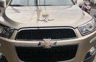 Bán xe Chevrolet Captiva 2015 số sàn màu, vàng cát giá 468 triệu tại Tp.HCM