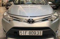 Bán gấp Toyota Vios 1.5E năm 2016, màu bạc, chính chủ giá 480 triệu tại Tp.HCM