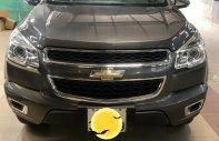 Bán Chevrolet Colorado LTZ 2.8L 4x4 MT năm 2013, màu xám (ghi) xe đẹp nguyên zin giá 528 triệu tại Tp.HCM