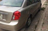 Cần bán lại xe Daewoo Lacetti 1.6 đời 2005, màu vàng giá 130 triệu tại Hà Nội