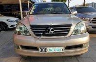 Bán Lexus GX 470 năm sản xuất 2008, màu vàng, xe nhập giá 1 tỷ 495 tr tại Hà Nội