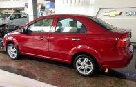 Bán xe Chevrolet Aveo LTZ sản xuất 2018, màu đỏ giá 495 triệu tại Tp.HCM