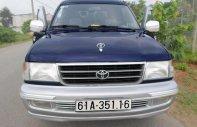 Bán Toyota Zace dòng GL 2001 - mẫu mới 2002 tem cánh chim - xe mới như hãng, màu xanh tiger, xe rin 100% giá 235 triệu tại Bình Dương