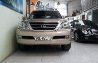 Bán xe Lexus GX 470 năm sản xuất 2009, màu kem (be), xe nhập Mỹ giá 1 tỷ 500 tr tại Hà Nội