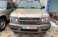 Bán Isuzu Trooper S đời 2003, xe nhập giá 130 triệu tại Vĩnh Phúc