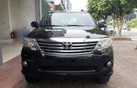 Bán Toyota Fortuner 2.7V sản xuất 2012 giá 700 triệu tại Hà Nội