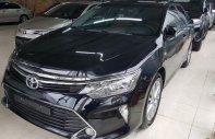 Bán xe Toyota Camry 2.5Q sản xuất 2018, màu đen, odo 3.400km giá 1 tỷ 330 tr tại Hà Nội