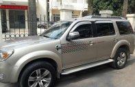 Bán gấp xe Ford Everest đời 2011, chính chủ, màu vàng cát giá 510 triệu tại Hà Nội