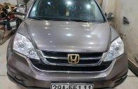 Bán ô tô Honda CR V sản xuất năm 2011, màu xám (ghi), giá chỉ 625 triệu giá 625 triệu tại Hà Nội