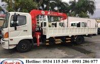 Bán xe tải Hino FC 4.6 tấn + Euro 4 + giá tốt+ trả góp 70%+ thủ tục đơn giản giá 1 tỷ 450 tr tại Kiên Giang