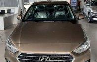 Bán xe Hyundai Accent đời 2018, màu nâu giá Giá thỏa thuận tại Tp.HCM