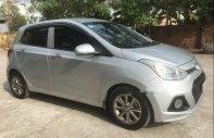 Chính chủ bán Hyundai Grand i10 đời 2014, màu bạc, xe nhập giá 268 triệu tại Hà Nội
