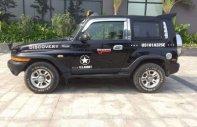 Chính chủ bán Ssangyong Korando TX7 2010, màu đen, nhập khẩu giá 183 triệu tại Hà Nội