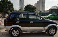 Cần bán gấp Daihatsu Terios năm sản xuất 2005, màu đen chính chủ giá 195 triệu tại Hà Nội