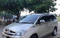 Cần bán Toyota Innova G đời 2008, màu bạc chính chủ, giá 378tr giá 378 triệu tại Hà Nội