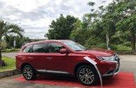 Bán Mitsubishi Outlander sản xuất 2018, màu đỏ giá 1 tỷ 48 tr tại Quảng Nam
