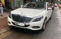 Bán xe Mercedes S500L 2016, màu trắng chính chủ giá 4 tỷ 350 tr tại Hà Nội
