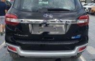 Cần bán Ford Everest Titanium 2018, màu đen, nhập khẩu giá 1 tỷ 177 tr tại Hà Nội