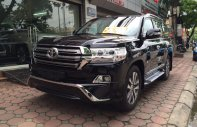 Bán ô tô Toyota Land Cruiser VX.R 4.6 AT đời 2017, màu đen, xe nhập Trung Đông mới 100% giá 5 tỷ 840 tr tại Hà Nội