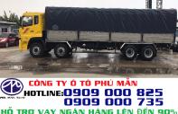 Giá xe tải Dongfeng 17.9 tấn- YC310 4 chân   Xe Dongfeng 17T9 – YC310 giá 1 tỷ 280 tr tại Tp.HCM