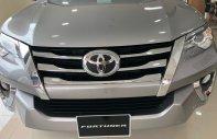 Bán Toyota Fortuner 2.7V AT (4X2) model 2019, màu bạc, nhập khẩu giá 1 tỷ 150 tr tại Tp.HCM