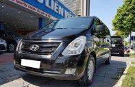 Bán Hyundai Grand Starex năm 2016, màu đen, nhập khẩu nguyên chiếc giá 835 triệu tại Hà Nội
