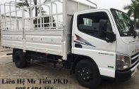 Bán xe tải Nhật Bản nhập khẩu Mitsubishi Fuso Canter 4.99 tải 2.2 tấn thùng 4.3m đủ các loại thùng hỗ trợ trả góp giá 587 triệu tại Hà Nội
